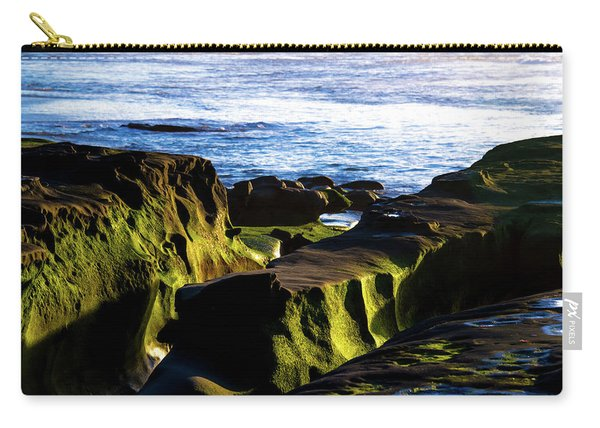 Moss Glow Carry-all Pouch