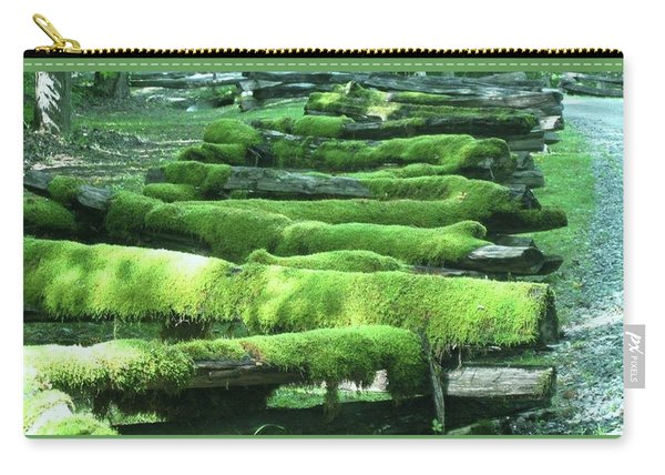 Mossy Fence Carry-all Pouch