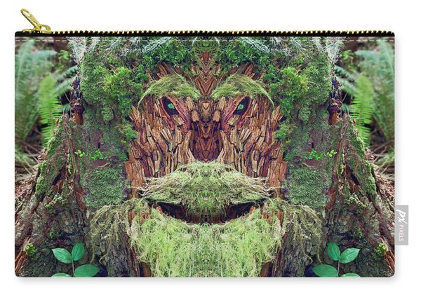 Mossman Tree Stump Carry-all Pouch