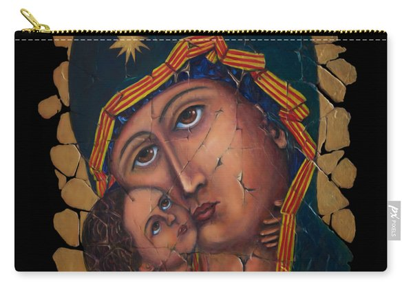 Mother Of God Carry-all Pouch