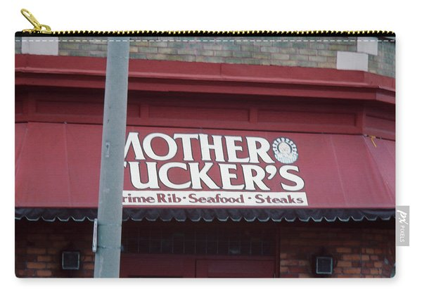 Mother Tuckers Carry-all Pouch