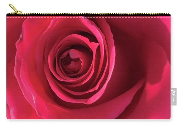 Mother's Rose Carry-all Pouch