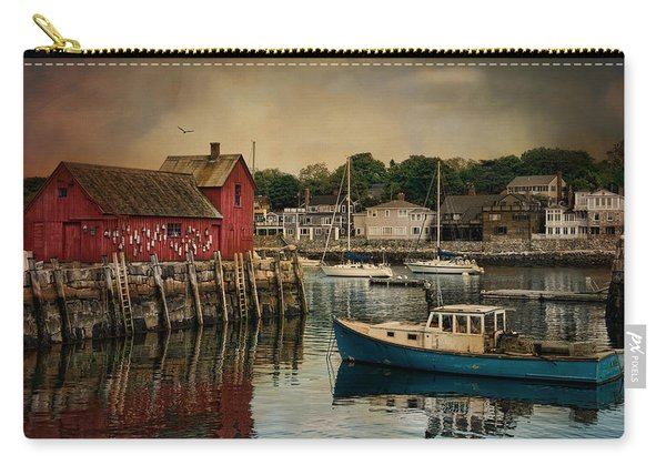 Motif Number One Carry-all Pouch