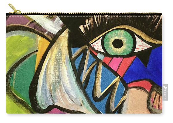 Motley Eye 3 Carry-all Pouch