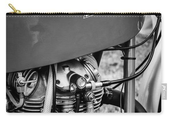 Moto Ducati Motorcycle -2115bw Carry-all Pouch