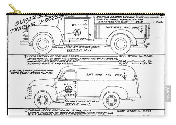 Motor Vehicles Carry-all Pouch