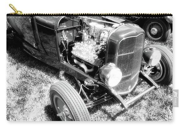 Motor Wheel Bw Carry-all Pouch