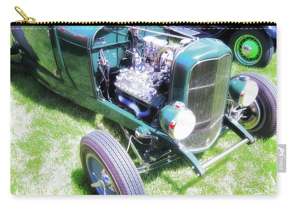Motor Wheel Carry-all Pouch