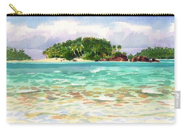 Motu Rakau, Aitutaki Carry-all Pouch
