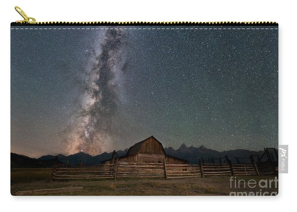 Moulton Barn Milky Way  Carry-all Pouch