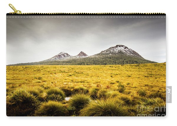 Mount Arrowsmith Tasmania Australia Carry-all Pouch