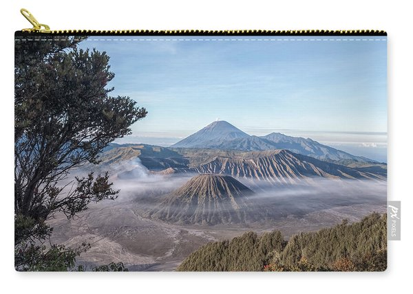 Mount Bromo National Park - Java Carry-all Pouch