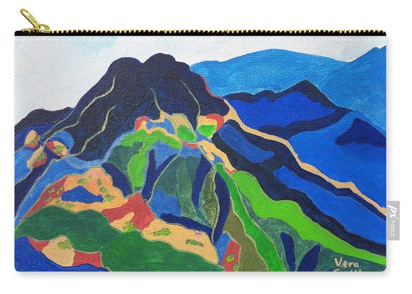 Mount Canigou Carry-all Pouch