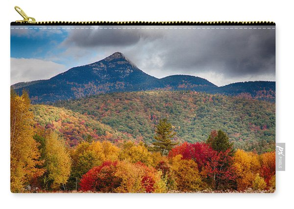 Peak Fall Colors On Mount Chocorua Carry-all Pouch