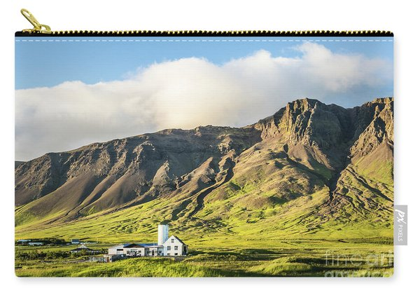 Mount Esjan Is Iceland Carry-all Pouch