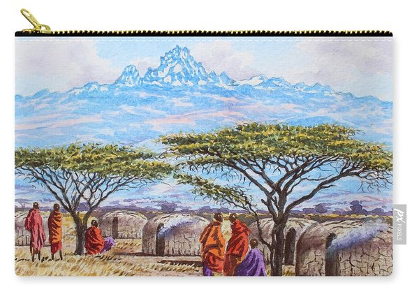 Mount Kenya 3 Carry-all Pouch