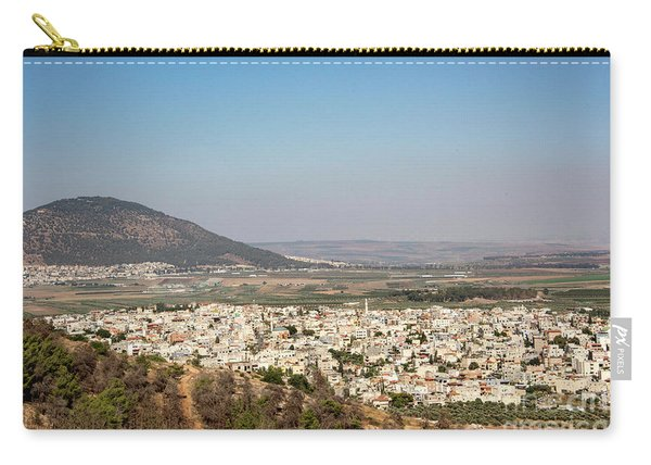 Carry-all Pouch featuring the photograph Mount Of Ascension by Mae Wertz