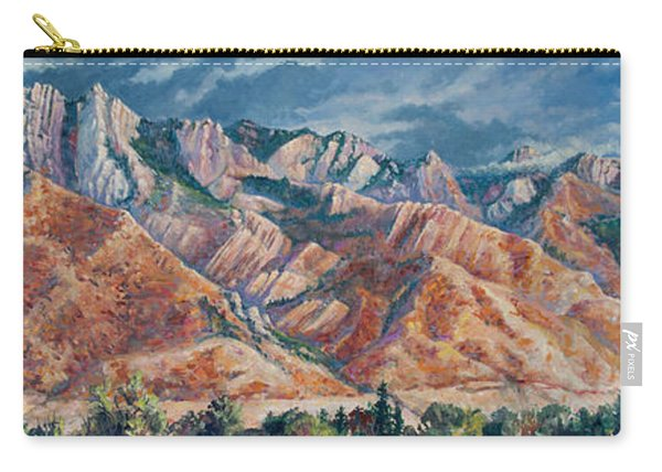 Mount Olympus In Autumn  Carry-all Pouch