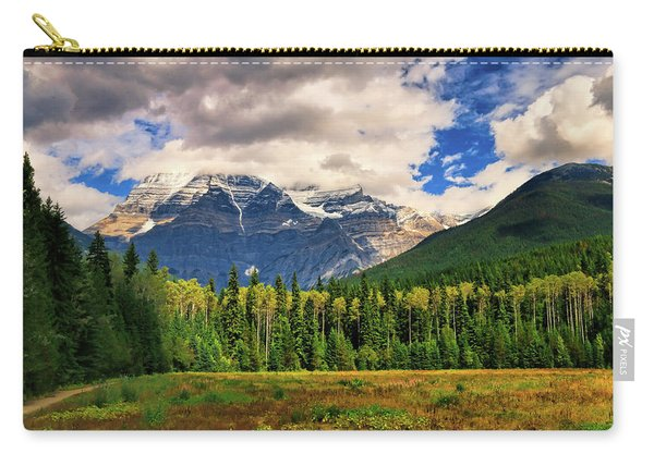 Mount Robson  Carry-all Pouch