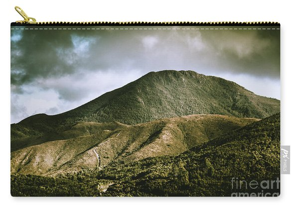 Mount Zeehan Tasmania Carry-all Pouch