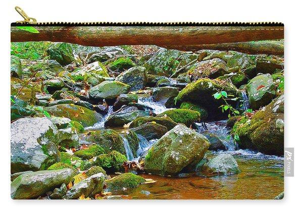 Mountain Appalachian Stream 2 Carry-all Pouch