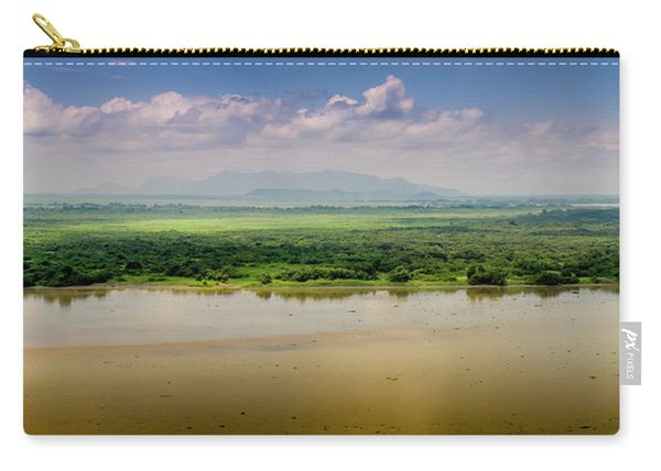 Mountain Beyond The River Carry-all Pouch