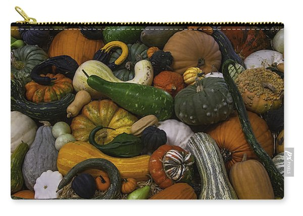 Mountain Of Squash Carry-all Pouch