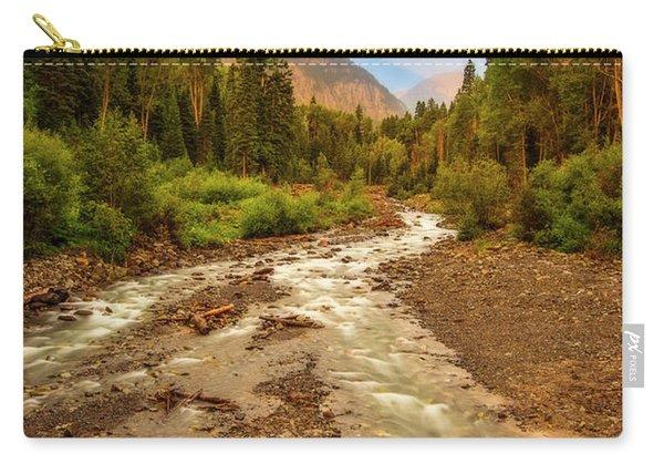 Mountain Rainbow Carry-all Pouch