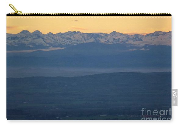 Mountain Scenery 19 Carry-all Pouch