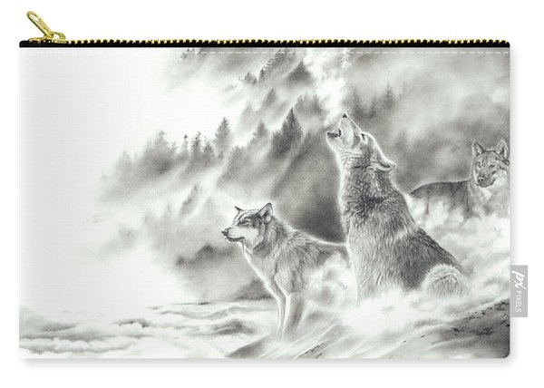 Mountain Spirits Carry-all Pouch