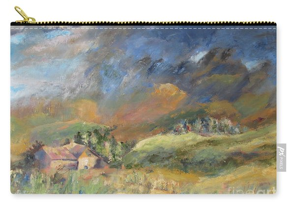 Mountain Storm Carry-all Pouch