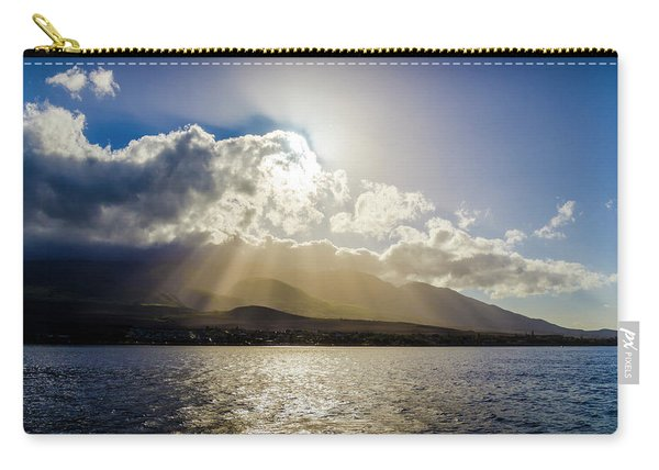 Mountain Sunbeams Carry-all Pouch