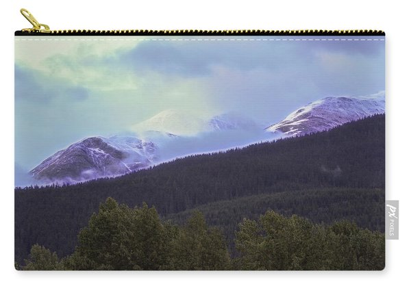 Mountain Top Carry-all Pouch