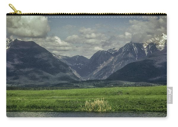 Mountain View Montana.... Carry-all Pouch