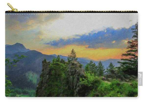 Mountains Tatry National Park - Pol1003778 Carry-all Pouch