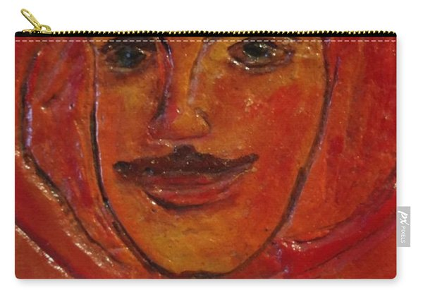 Moustached Prince Carry-all Pouch