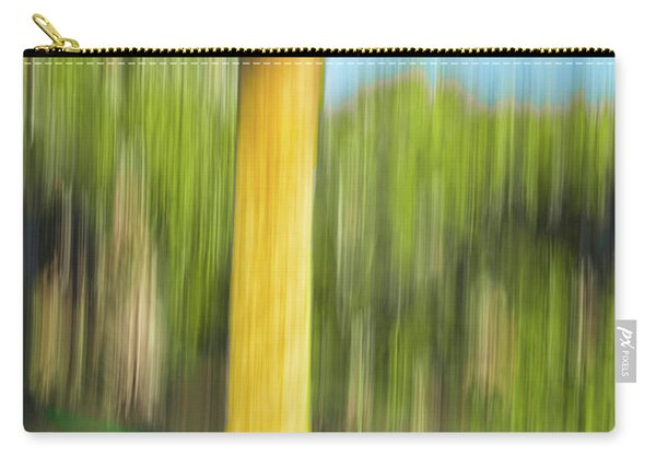Moving Trees 32 Portrait Format Carry-all Pouch