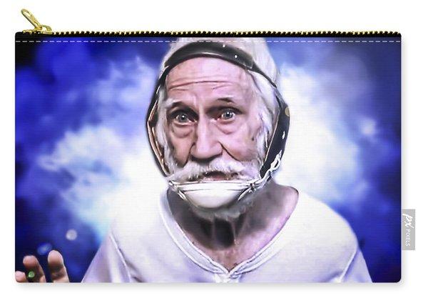 Mr. Joseph Blue Pulaski Carry-all Pouch