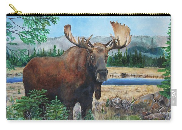 Mr. Majestic Carry-all Pouch
