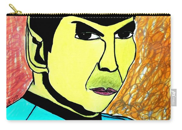 Mr. Spock Carry-all Pouch