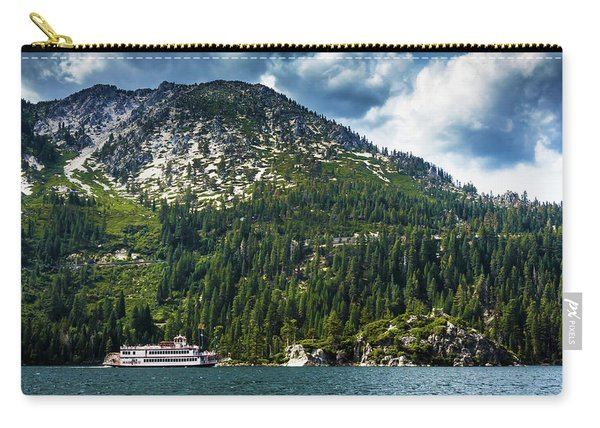 M.s. Dixie II, Lake Tahoe, Ca Carry-all Pouch