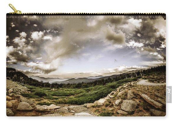 Mt. Evans Alpine Vista #2 Carry-all Pouch