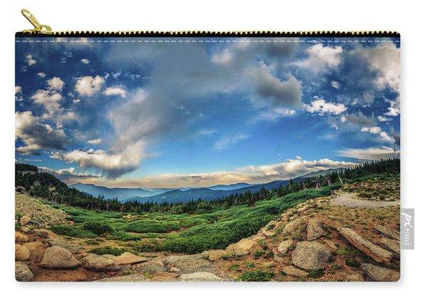Mt. Evans Alpine Vista Carry-all Pouch