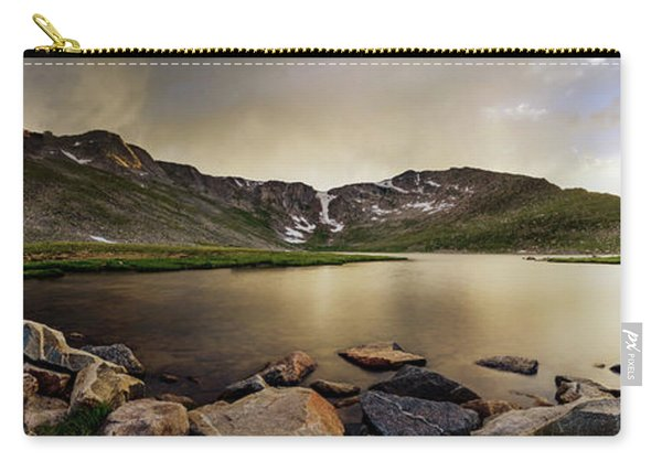 Mt. Evans Summit Lake Carry-all Pouch