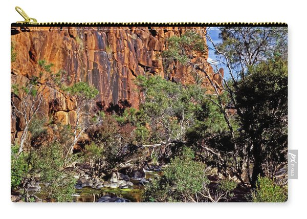 Mt Hay Creek - Central Australia Carry-all Pouch