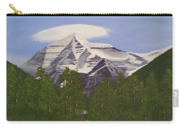 Mt. Robson, Bc Carry-all Pouch