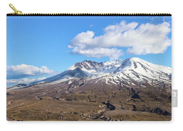 Mt Saint Helens Carry-all Pouch