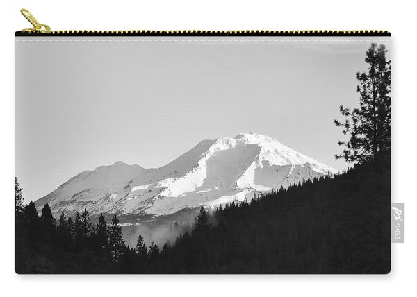 Mt Shasta Carry-all Pouch