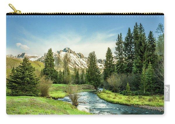 Mt. Sneffels Peak Carry-all Pouch