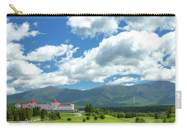 Mt Washington Hotel Carry-all Pouch